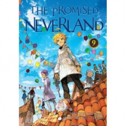 The Promised Neverland #9